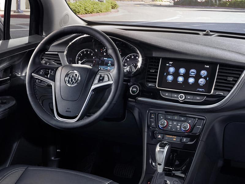 2021 Buick Encore Features and Equipment