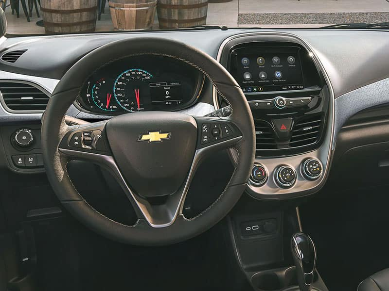 2021 Chevrolet Spark features and equipment
