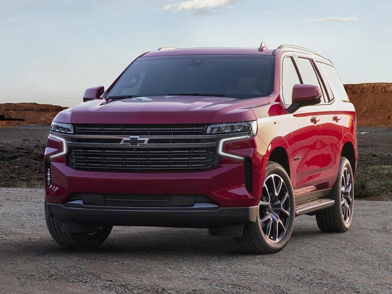 2021 Chevrolet Tahoe Styling