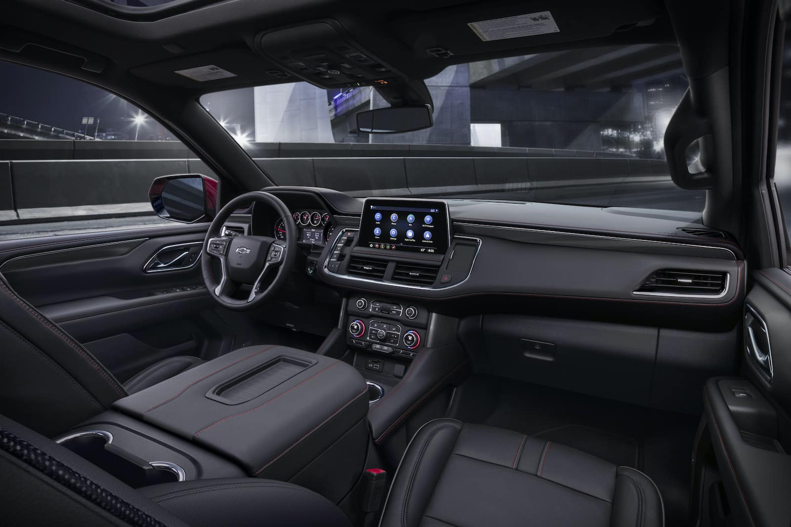 2021 Chevrolet Tahoe Trim Levels