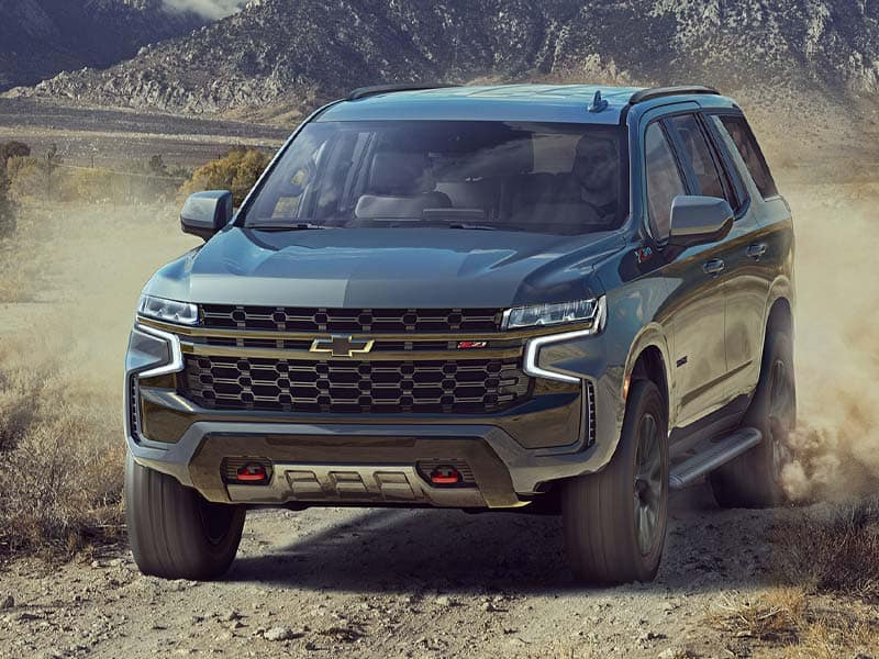 2021 Chevrolet Tahoe engines and performance