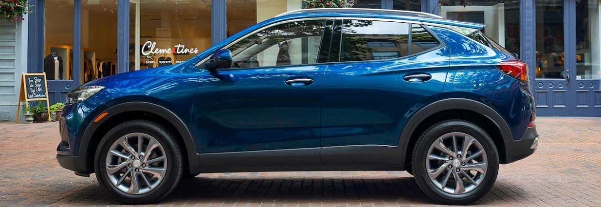 2021 Buick Encore GX Review