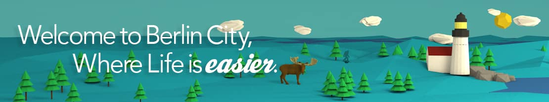 Where Life is Easier banner