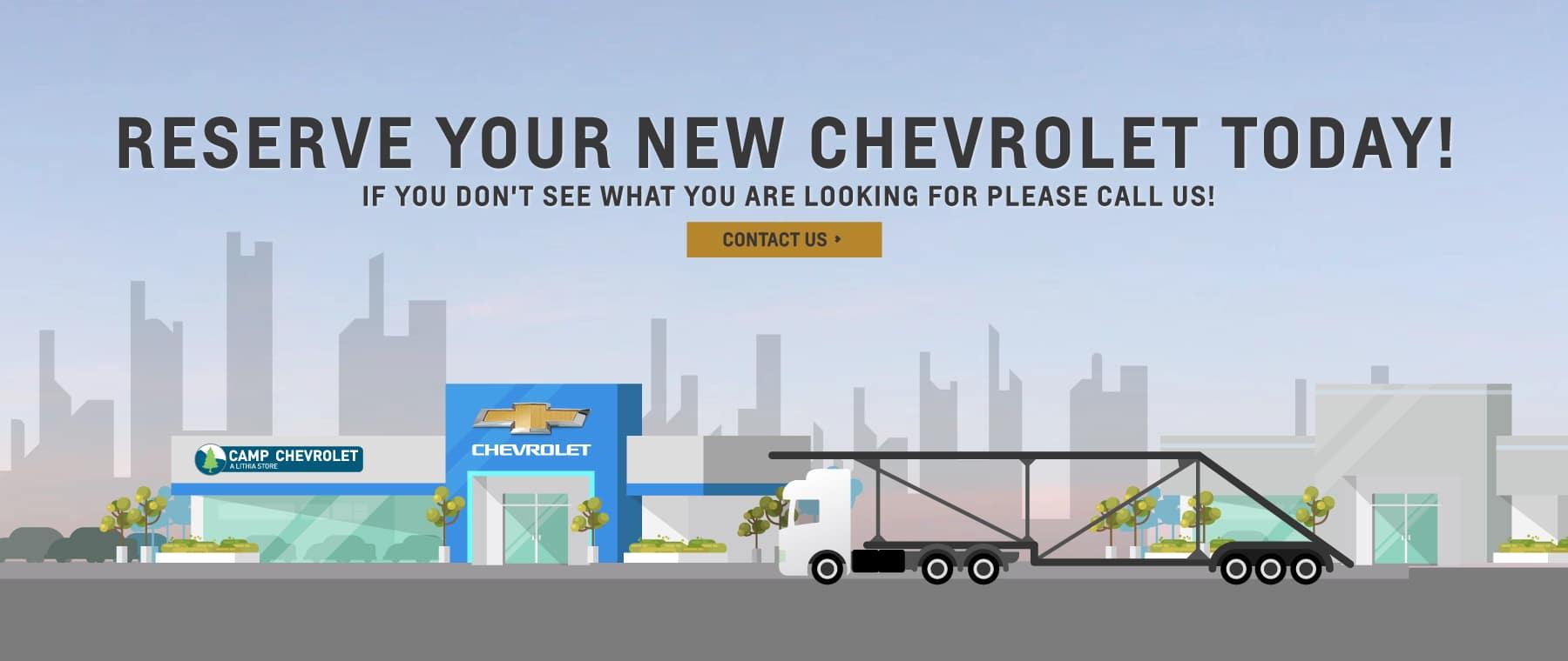 Reserve Chevy