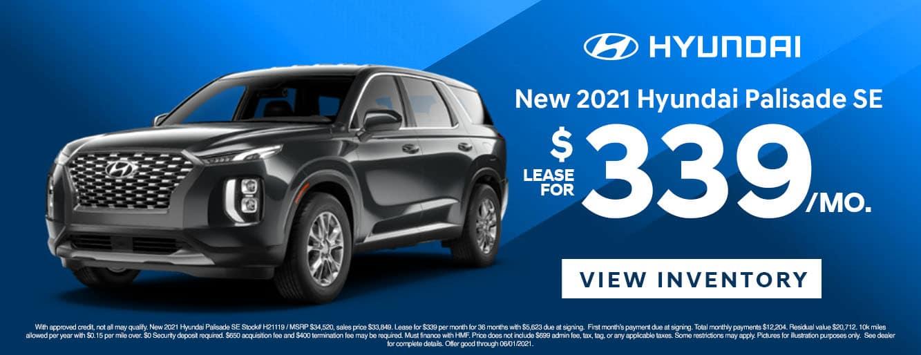 CHYW-May 20212021 Hyundai Palisade