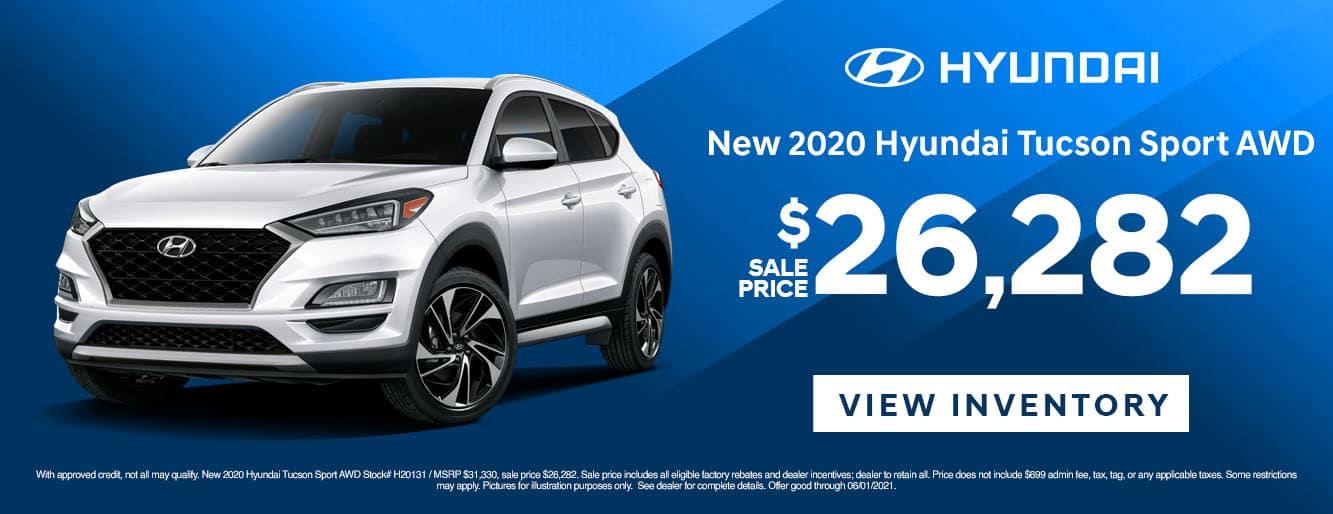CHYW-May 20212021 Hyundai Tucson