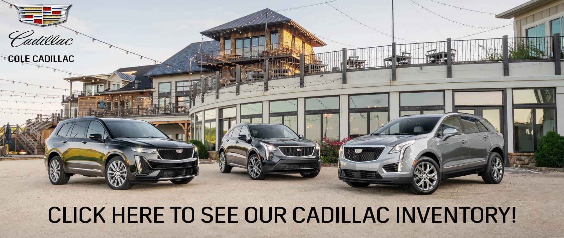 Cole Cadillac Inventory