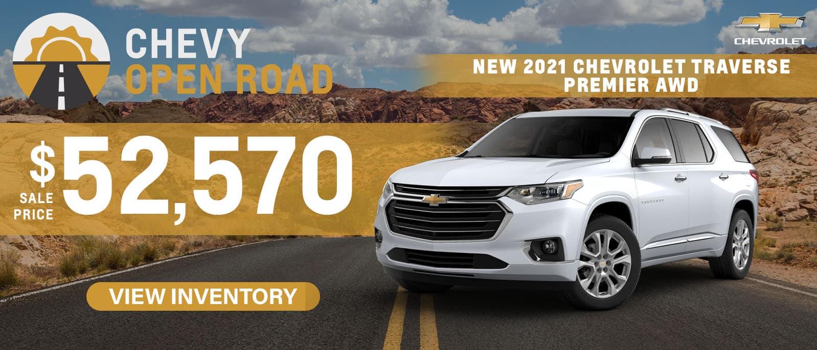 CRCH-July 2021-2021 Chevrolet Traverse copy