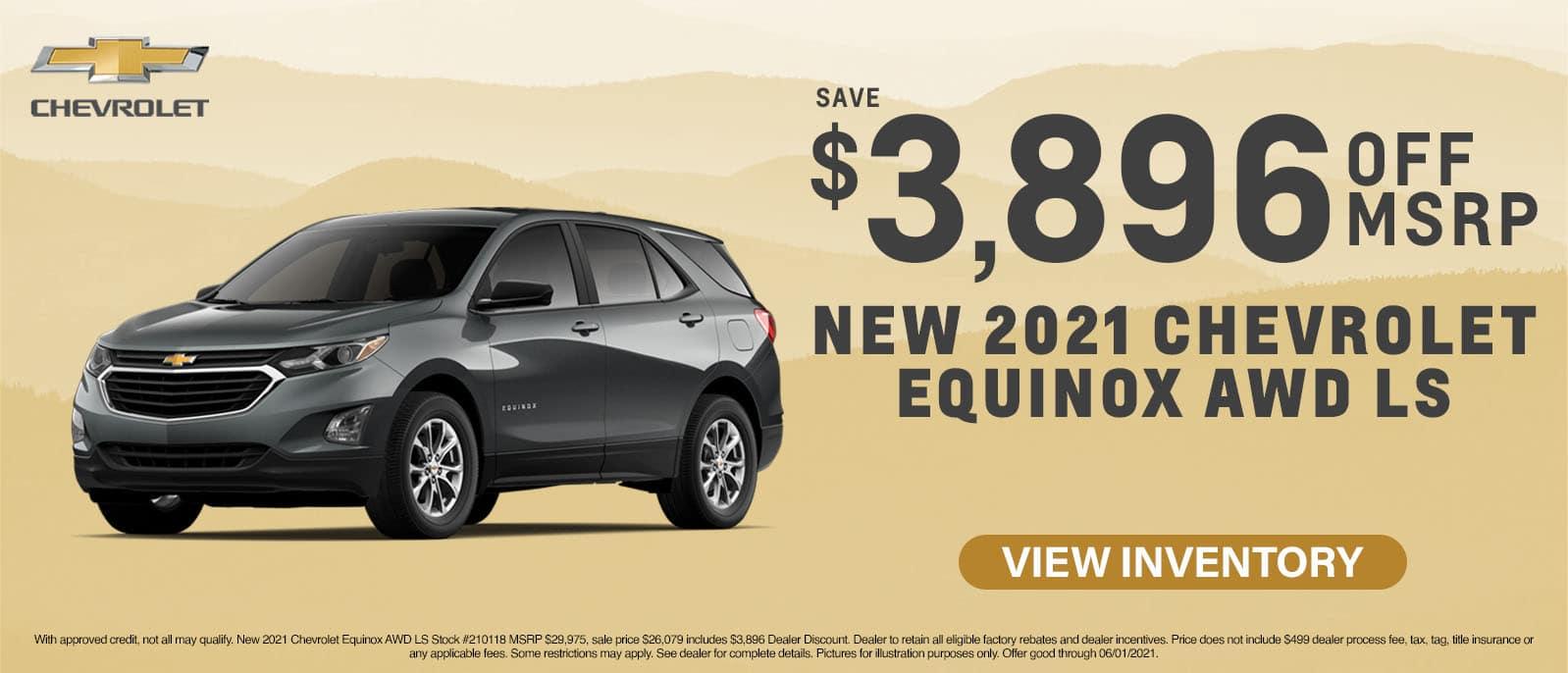 CRCH-May 2021-2021 Chevrolet Equinox