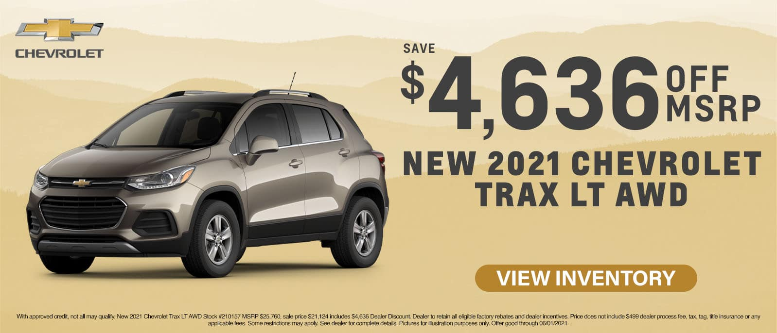 CRCH-May 2021-2021 Chevrolet Trax