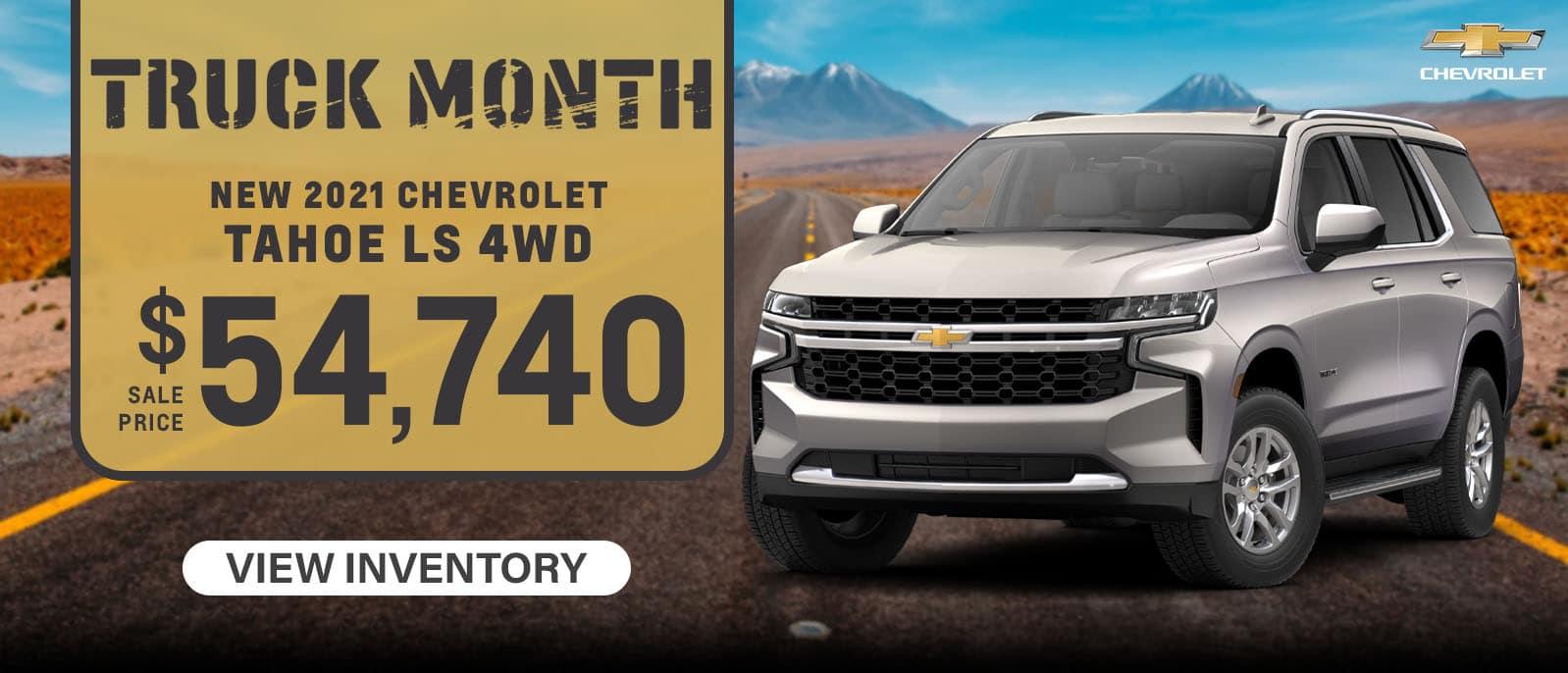 CRCH-October 2021-2021 Chevrolet Tahoe copy