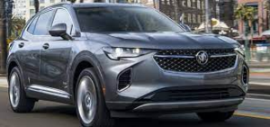 2022 Buick Envision Sport upgrades