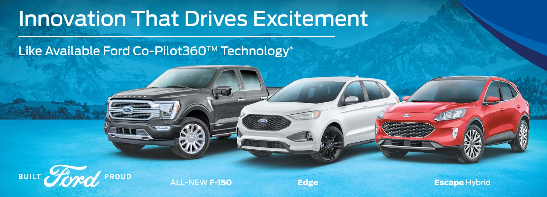 Discovery Ford May Innovation
