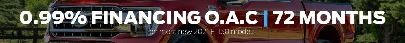 2021 F150