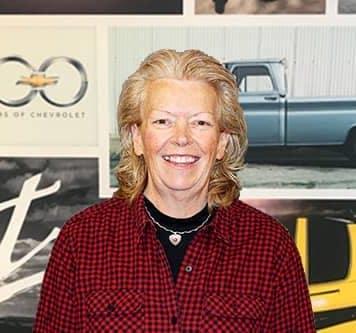 Mary Winters