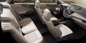 2021 Chevrolet Malibu Sedan Interior