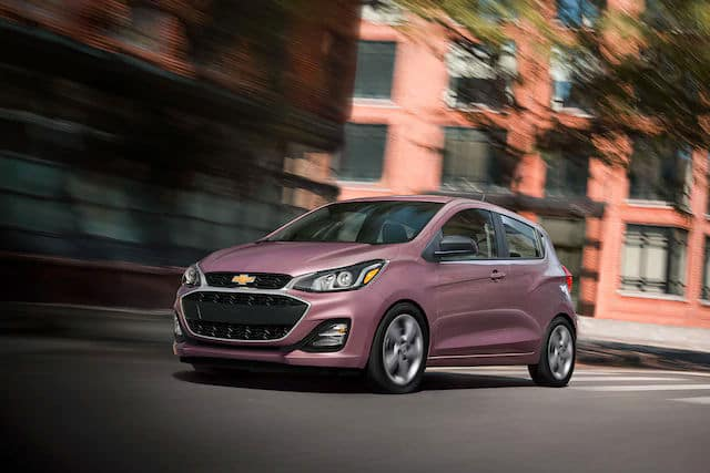 2021 Chevrolet Spark Hatchback in Lakewood, CO