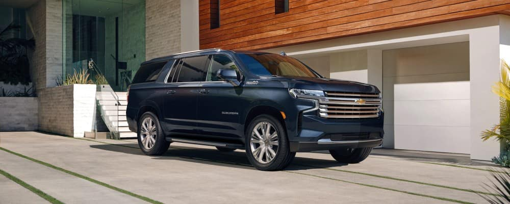 2021 Chevy Suburban SUV in Lakewood, CO