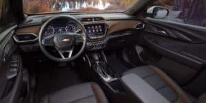 2021 Chevrolet Trailblazer SUV Interior in Lakewood, CO