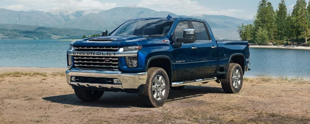 2021 Chevy HD Truck in Lakewood, CO