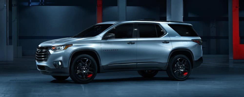 2021 Chevrolet Traverse SUV in Lakewood, CO