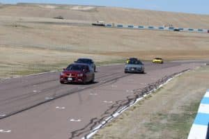 Emich Chevy Track Day in Byers, CO
