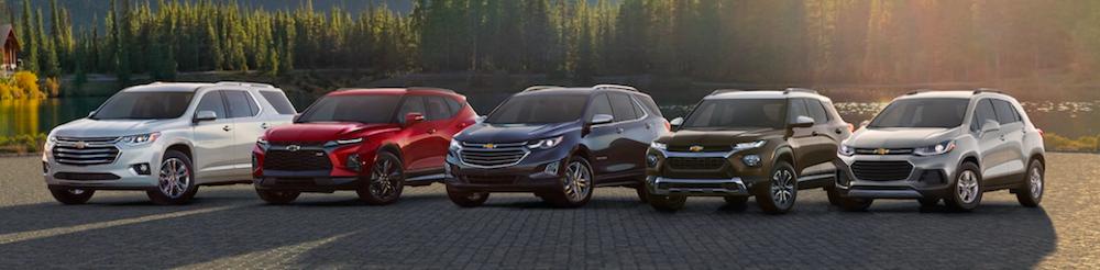 Denver Area Chevrolet Vehicle Comparisons