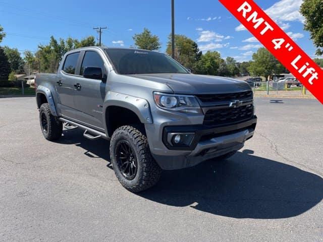 2021 Chevy Colorado Pickup Truck near Denver, CO