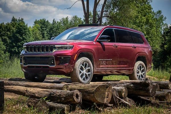 Jeep Grand Cherokee L For Sale Sparta
