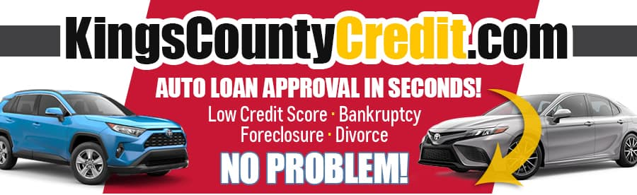 KingsCountyCredit.com - Auto load approval in seconds