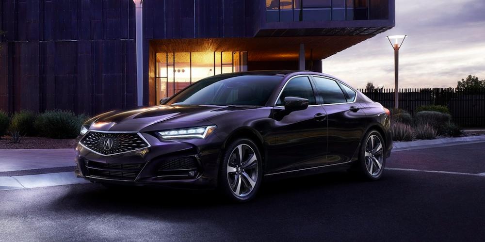 New Acura TLX for Sale in Santa Rosa