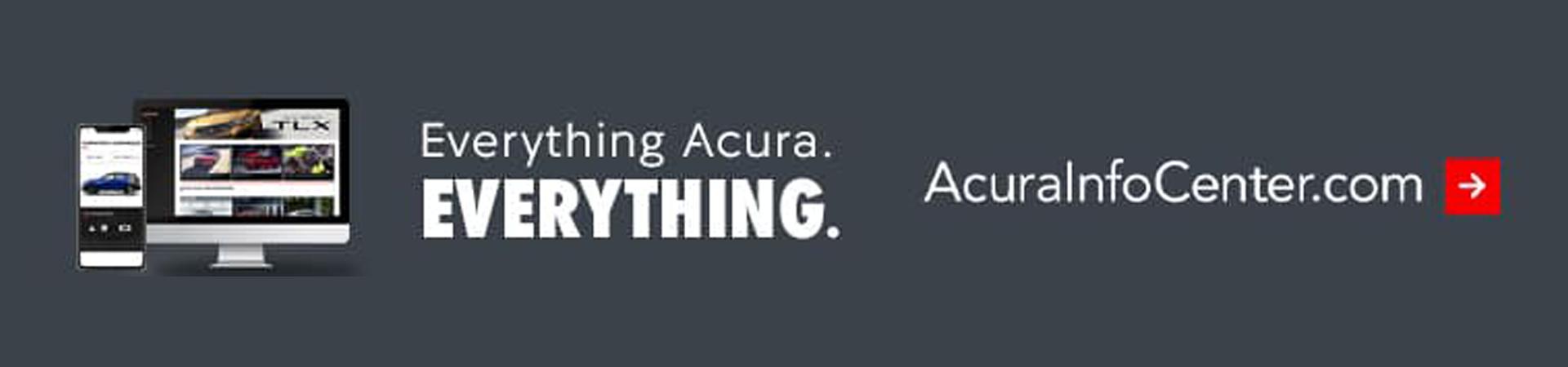 AcuraInfoCenter