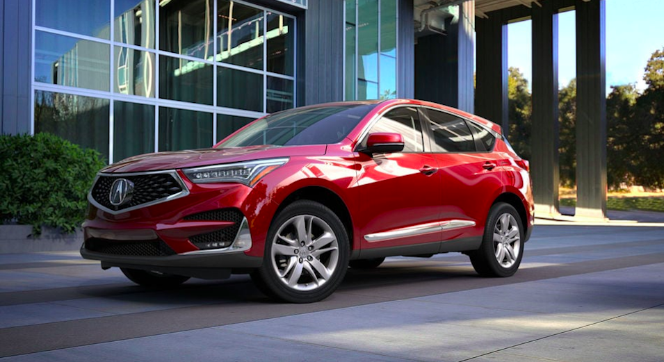2021 Acura RDX Performance Red Pearl