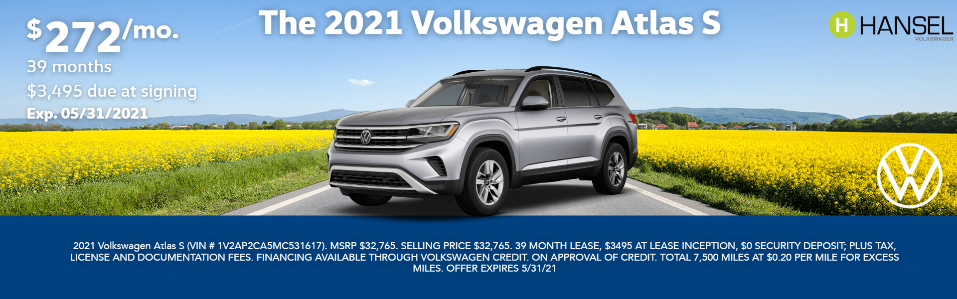 2021_Volkswagen_Atlas_S_Mon May 10 2021 10_52_15 GMT-0700 (Pacific Daylight Time)