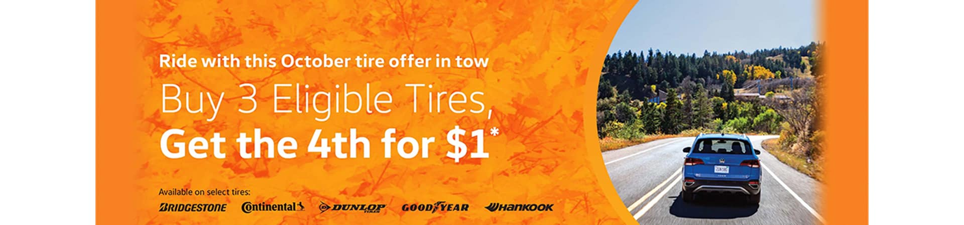 Buy 3 Tire Special