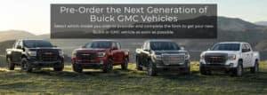 Pre-Order Buick GMC