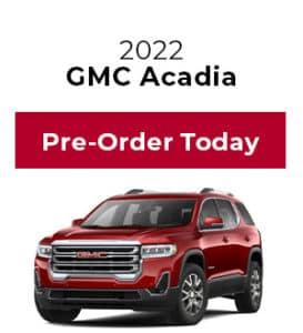 Pre-Order Acadia