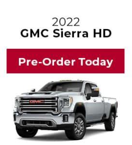 Pre-Order Sierra HD