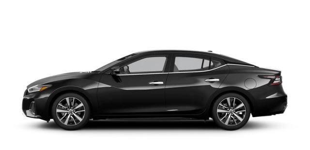 2021 Nissan Maxima in Black