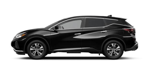 2021 Nissan Murano in Black