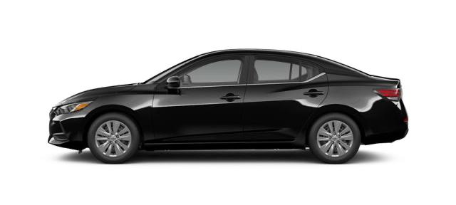 2021 Nissan Sentra in Black