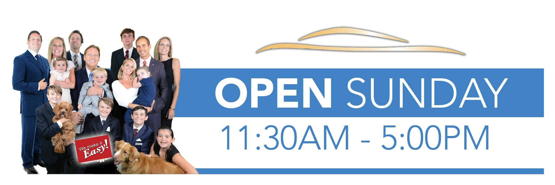 Kelly Nissan of Lynnfield Sunday Hours of Operation
