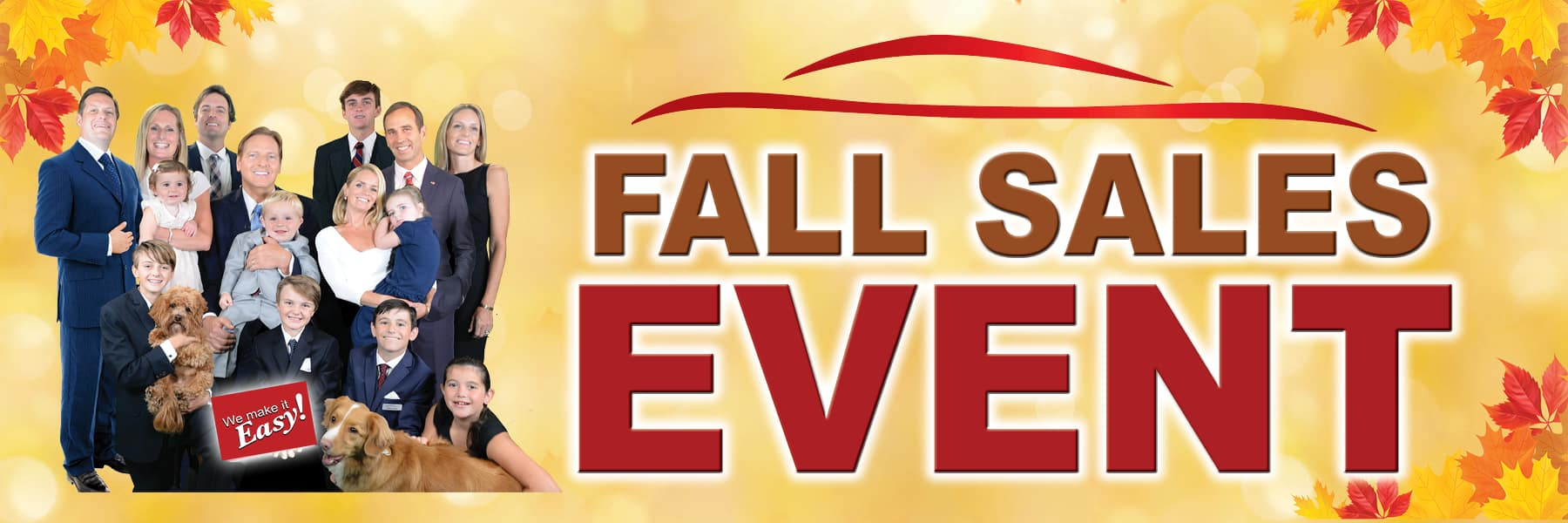 Kelly Nissan of Lynnfield Fall Sales Event