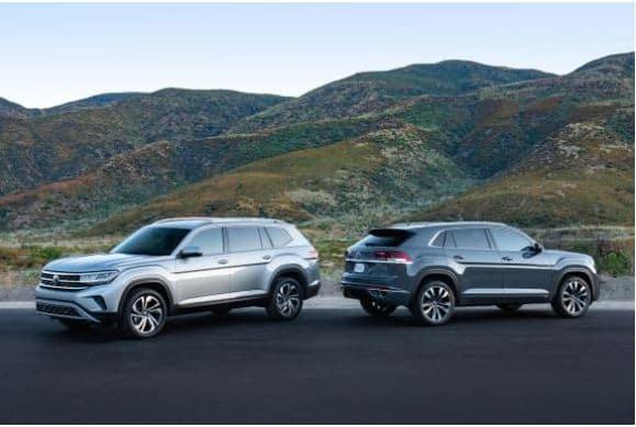 VW Atlas and Atlas Cross Sport