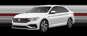 2021 Volkswagen Jetta GLI Sedan White Exterior
