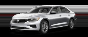 2021 Volkswagen Passat Sedan Gray Exterior