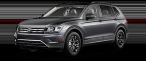 2021 Volkswagen Tiguan S SUV Dark Gray Exterior