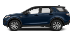 Navy 2020 Land Rover Discovery Sport