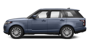 Steel Blue 2020 Land Rover Range Rover