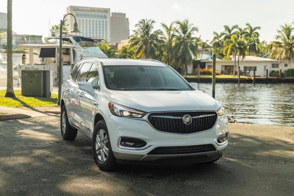 <u> <center> 2021 Buick Enclave Preferred FWD </center> </u>
